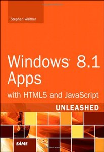 Windows 8.1 Apps with HTML5 and JavaScript Unleashed (Paperback)-cover