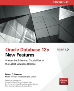Oracle Database 12c New Features (Paperback)-cover