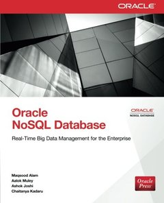 Oracle NoSQL Database: Real-Time Big Data Management for the Enterprise (Paperback)-cover