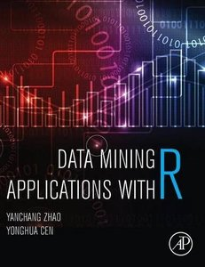 Data Mining Applications with R (Hardcover)-cover