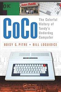 CoCo: The Colorful History of Tandy's Underdog Computer (Paperback)-cover