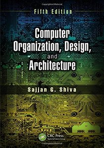 Computer Organization, Design, and Architecture, 5/e (Hardcover)-cover