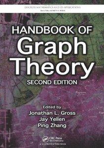 Handbook of Graph Theory, 2/e (Hardcover)-cover