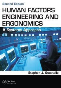 Human Factors Engineering and Ergonomics: A Systems Approach, 2/e (Paperback)-cover