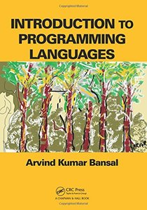 Introduction to Programming Languages (Paperback)-cover