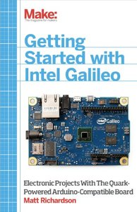 Getting Started with Intel Galileo (Paperback)-cover