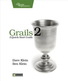 Grails 2: A Quick-Start Guide (Paperback)-cover