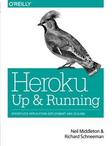 Heroku: Up and Running (Paperback)-cover