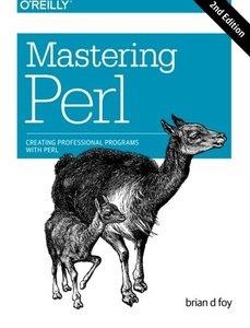 Mastering Perl, 2/e (Paperback)-cover
