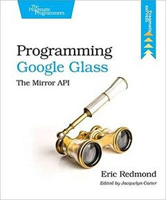 Programming Google Glass (Paperback)-cover