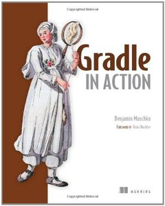 Gradle in Action (Paperback)-cover