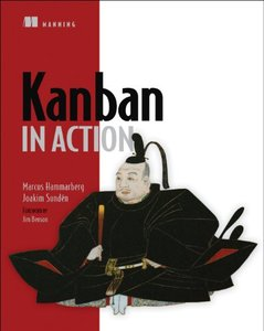 Kanban in Action (Paperback)-cover