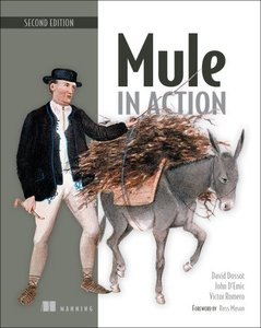 Mule in Action, 2/e (Paperback)-cover