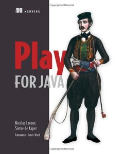 Play for Java: Covers Play 2 (Paperback)-cover