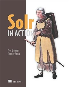 Solr in Action (Paperback)-cover