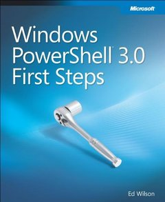 Windows PowerShell™ 3.0 First Steps-cover