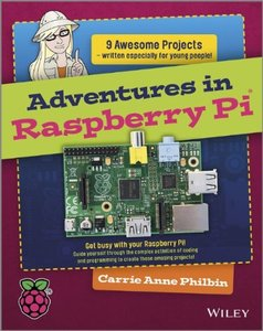 Adventures In Raspberry Pi (Paperback)-cover