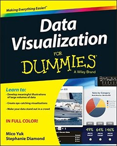 Data Visualization For Dummies (Paperback)-cover