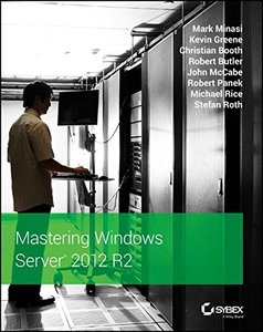 Mastering Windows Server 2012 R2 (Paperback)-cover