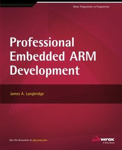 Professional Embedded ARM Development (Paperback)-cover