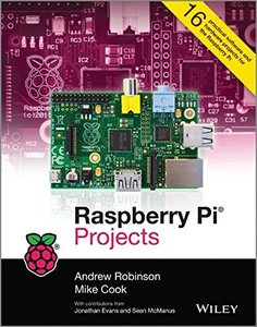 Raspberry Pi Projects (Paperback)-cover