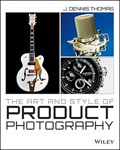 The Art and Style of Product Photography (Paperback)-cover