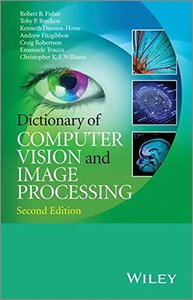 Dictionary of Computer Vision and Image Processing, 2/e (Paperback)-cover
