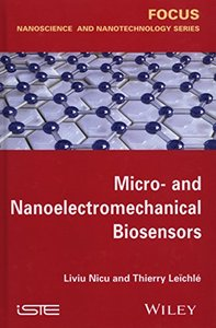 Micro-and Nanoelectromechanical Biosensors(Hardcover)-cover