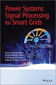Power Systems Signal Processing for Smart Grids (Hardcover)-cover