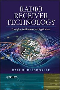 Radio Receiver Technology: Principles, Architectures and Applications (Hardcover)-cover