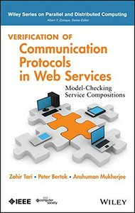 Verification of Communication Protocols in Web Services: Model-Checking Service Compositions (Hardcover)-cover