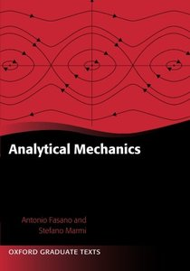 Analytical Mechanics: An Introduction (Paperback)-cover