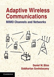 Adaptive Wireless Communications: MIMO Channels and Networks (Hardcover)-cover