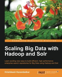 Scaling Big Data with Hadoop and Solr (Paperback)-cover