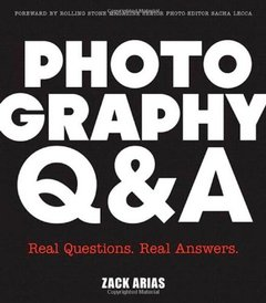 Photography Q&A: Real Questions. Real Answers.-cover