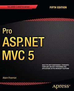 Pro ASP.NET MVC 5, 5/e (Paperback)-cover