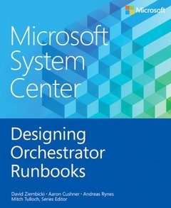 Microsoft System Center: Designing Orchestrator Runbooks (Paperback)-cover