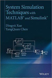 System Simulation Techniques with MATLAB and Simulink (Hardcover)-cover