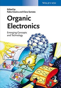 Organic Electronics : Emerging Concepts and Technologies (Hardcover)-cover