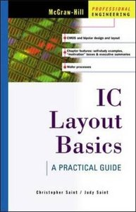 IC Layout Basics : A Practical Guide (Hardcover)-cover