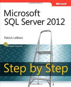 SQL Server 2012 從入門到精通 (Microsoft SQL Server 2012 Step by Step)-cover