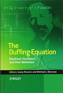The Duffing Equation: Nonlinear Oscillators and their Behaviour (Hardcover)-cover