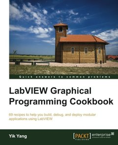 LabVIEW Graphical Programming Cookbook-cover