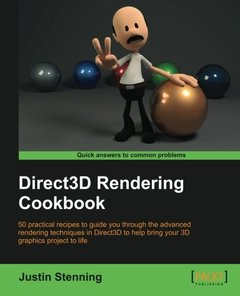 Direct3D Rendering Cookbook-cover