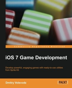 iOS 7 Game Development (Paperback)-cover