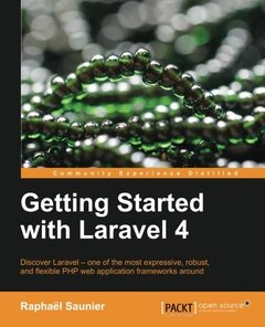 Getting Started with Laravel 4-cover