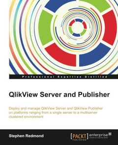 QlikView Server and Publisher-cover