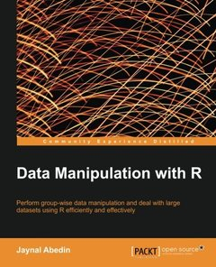 Data Manipulation with R-cover