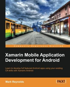 Xamarin Mobile Application Development for Android-cover
