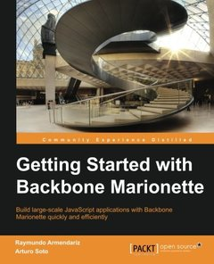 Getting Started with Backbone Marionette-cover